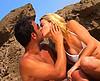 Porn Blonde baise a la mer