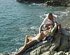 clip Une bonne baise homo au bord de la mer