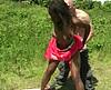 clip Il baise Emilie, une jeune africaine de 19 ans