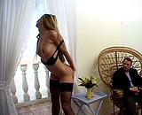 video en allopass :  Sa femme avec un escroc et lui avec une jeunette