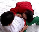 video en allopass :  Rien de tel qu'une petite baise pour se r�chauffer