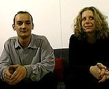 Casting: Couple amateur rencontr� sur un salon X