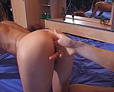 Téléchargement de Jeune mec Sedan se tire sa star du porno préférée
