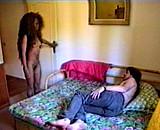 video en allopass :  Femme �b�ne se prend une sodomie d'un homme m�r