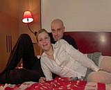 video en allopass :  Casting amateur - Un jeune couple s'exhibe