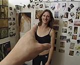 video en allopass :  Gros fist vaginal sur une amatrice en manque