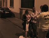 video en allopass :  Une bonne pipe dans la rue en Espagne