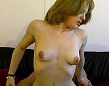 video en allopass :  Elle aime le sexe alors elle passe un casting X