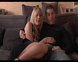 video en allopass :  Couple du sud ouest baise à la maison