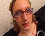 sexe Femme à lunettes