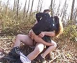 video en allopass :  Baise dans un bois