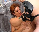 sexe Vieille femme mariée se fait casser le cul