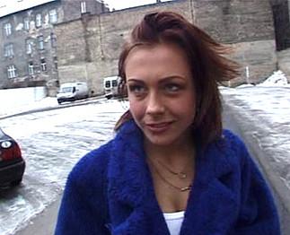 Visite du Danube avec Véronika, âgée de 19 ans !