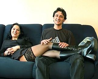 Sabrina Ricci chez un jeune couple 5