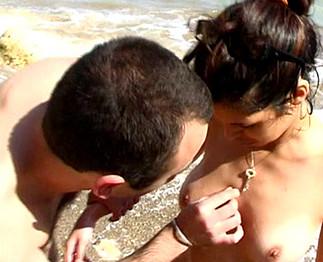 Sexe : Vacances d'été 2008: Alex et Lyam à la plage