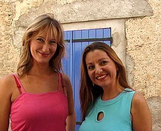 Téléchargement de Trio avec Sabrina Ricci et un couple d'amis