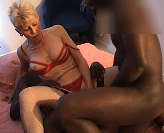 Coquinette reçoit 4 blacks en rut  1
