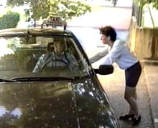 Video taxi porno taxi