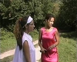 Sabrina Ricci et une amatrice : deux grosses cochonnes 1