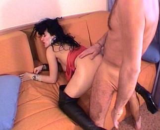 Femme mûre en chaleur avec mes 2 potes